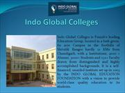 Top Private Engineering Colleges in Punjab | Indo Global Colleges