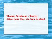 Thomas N Salzano-Tourist Attractions Places in New Zealand
