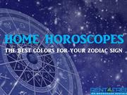 Home Horoscopes: The Best Interior Colors for Your Zodiac Sign