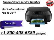 Fix your Canon Printer Issues with Canon Customer Service Number