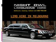 Limo Hire In Melbourne
