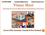 Searching for a Consultant for Australia Study Visa? Meet Vinay Hari