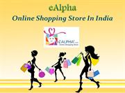 Online Shopping Store In India