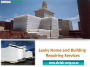Leaky Home and Building Repairing Services in New Zealand