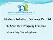 SEO And Web Designing Company