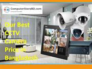 The best CCTV camera price in Bangladesh