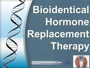 Information about Bioidentical Hormone Replacement