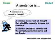 Compound and complex sentences jc