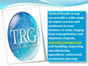Best Quality Insurance Control in USA - TRG