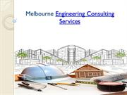 Melbourne Engineering Consulting Services