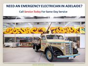 Electrical Services Offered By Electrical Contractors in Adelaide
