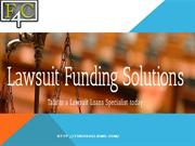 Find Fast Lawsuit Funding Company - Funds4Claims