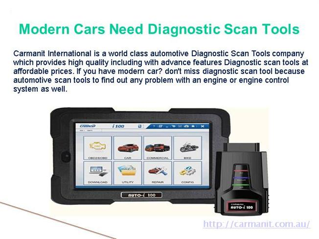 Carman Scan 1 Software Cards