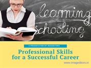 Learn Professional Skills For a Successful Career