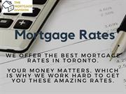 Best & Lowest Mortgage Rates Mississauga - The Mortgage Division