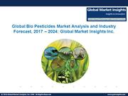 PPT -Bio Pesticides Market