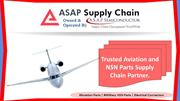 Aviation, Military NSN Parts Supplier