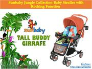 Sunbaby Jungle Collection Baby Strollers