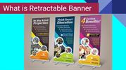 What is Retractable Banner