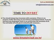 Best Tips for Buying life Insurance Policy in India