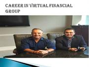 Career In Virtual Financial Group