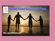 Family Court Lawyers Pune