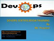 devops training | devops certification | online course