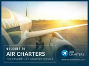 The Best Jet Charter Service in NJ