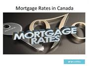 Mortgage Rates in Canada-Alberta,B.C