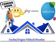 Godrej Origins Vikhroli Stylish Apartment in Vikhroli Mumbai