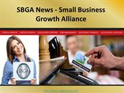 SBGA News - Small Business Growth Alliance
