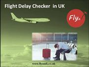 Flight Delay Checker in UK