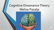 Cognitive Dissonance Theory Presentation