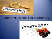 Advertising and Promotion in Business