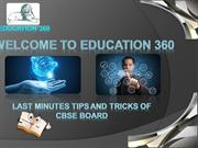 Education360 is inspiring students for career