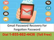 Reset New Password For Forgot Password – Call @ 1-855-662-4436