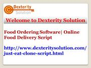 Just Eat Clone Script|Food Ordering Software|Food Delivery Script