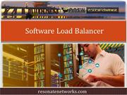Software Load Balancer