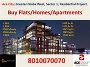 Property in Greater Noida West, Flats for Sale in Greater Noida West