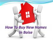 New Homes In Boise – L2homes