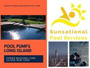 Winter Safety Cover Sales and Installation Long Island - Power Washing