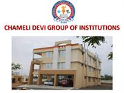 Top Management Colleges in Indore | Chameli Devi Group of Institutions