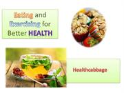 Health and Fitness tips by healthcabbage