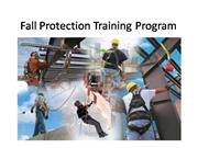 Fall Protection Training Program2
