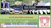 Join The Best PGDM In Hyderabad
