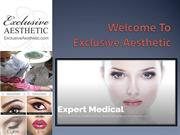 Get Best Semi Permanent Makeup Treatment at Exclusive Aesthetic in Dub