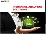 insurance Analytics Solutions