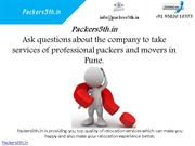 Packers5th.in are very experienced to do your work very easily.