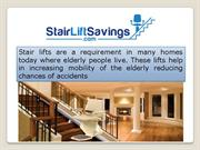 Affordable stair lifts - Stair Lift Savings