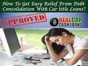 Get easy, instant approval on car title loans